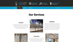 Costas Hatzis Electric Services Page
