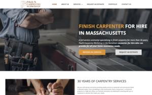 Paul's Carpentry Workshop